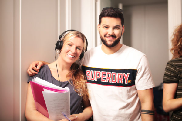 Director Rebecca Coley and Producer Jed Tune. Photo by RELM Photography.
